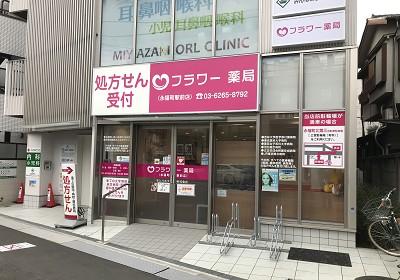 フラワー薬局 永福町駅前店