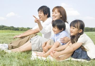 家族全員分の情報が管理できる