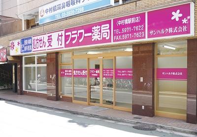 中村橋駅前店